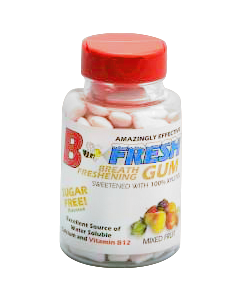 B-Fresh Fruit Flavor Gum